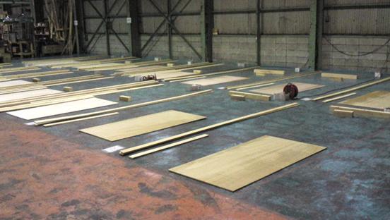 試験課題①木箱作成の準備